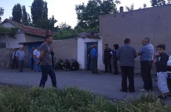 Kayseri'de yaşlı çift bahçelerinde ölü bulundu
