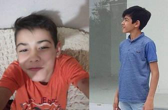 Adana'da kayıp çocuktan acı haber