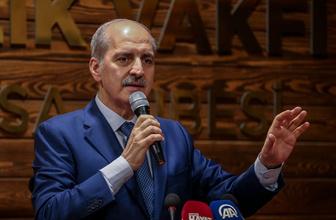 Kurtulmuş: S-400 tartışması Türkiye'nin geleceğiyle ilgilidir