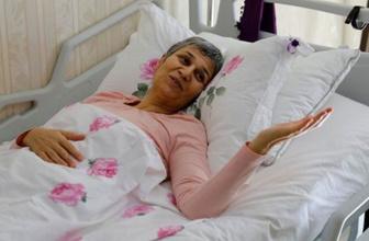 HDP'de açlık grevi bitti Leyla Güven hastaneye kaldırıldı