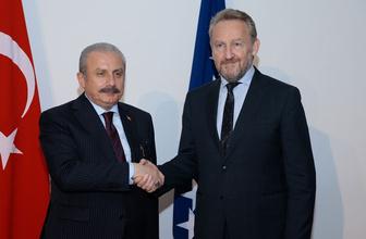 Meclis Başkanı Şentop Bosna Hersek'te
