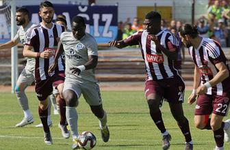 Spor Toto 1. Lig'de ilk finalist Hatayspor
