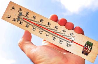 Yarın 10 derece birden artacak Meteoroloji uyardı Afrika sıcakları geldi