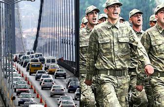 Köprü cezaları ve bedelli askerlik yasalaşıyor