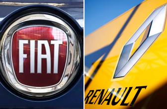 Fiat Chrysler Renault Grubu'na birleşme teklifi sundu