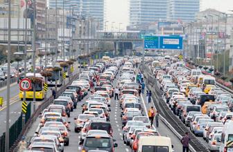 Ramazan Bayramı öncesi 10 milyon araç sürücüsüne uyarı