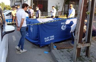 İstanbul Çekmeköy'de dehşet dolu cinayet