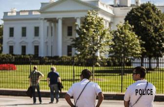 Beyaz Saray'a ikinci şok! Kendini ateşe verdi