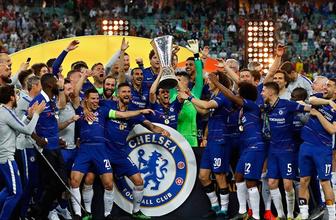 Chelsea kupayı aldı Başakşehir kazandı