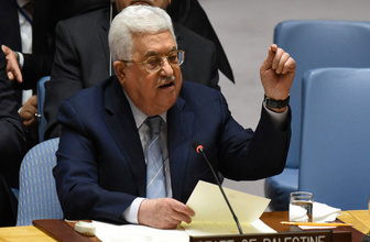 Mahmud Abbas ABD-israil tuzaklı plana rest çekti