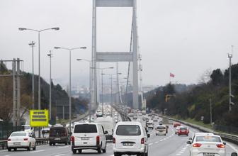 İstanbul Büyükşehir Belediyesi Panelvan kamyonetlere köprü izni verdi