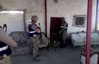 PKK adına komite kuran terörist kıskıvrak yakalandı