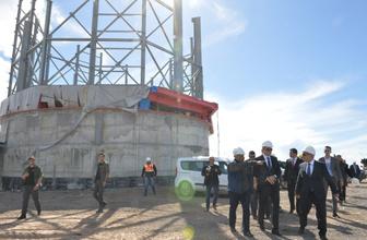 Avrupa'nın en büyük teleskobu Erzurum'da yapılıyor