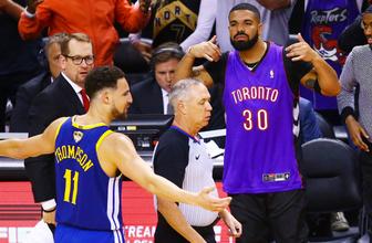 NBA'den dünyaca ünlü şarkıcı Drake'e uyarı