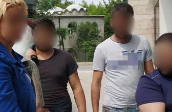 Samsun'da uyuşturucu ve içki içirerek tecavüze 4 gözaltı