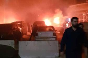 Azez'de bombalı saldırı: 14 sivil öldü