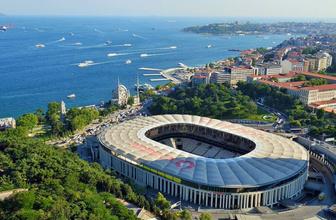 Vodafone Park'ta finalin adı belli oldu