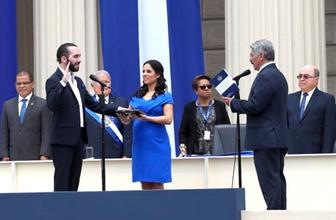 Osmanlı torunu El Salvador Devlet Başkanı oldu
