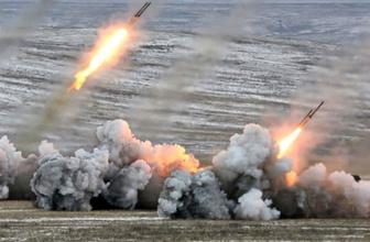 İsrail Suriye'yi füzelerle vurdu!