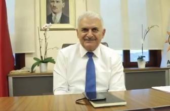 Binali Yıldırım'dan Başkan Dede'ye kutlama