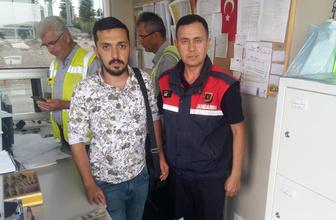 Eskişehir'de bir genç para dolu poşeti yanlışlıkla çöpe attı