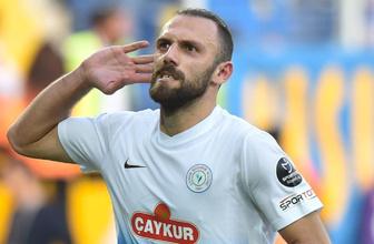 Çaykur Rizespor'dan Vedat Muriç açıklaması
