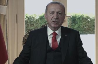 Cumhurbaşkanı Erdoğan'ın Ramazan Bayramı mesajı