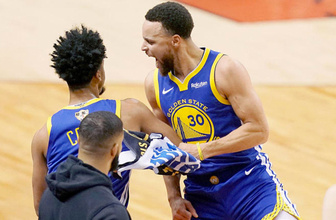 Golden State Warriors NBA final serisinde durumu 1-1 yaptı