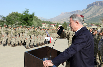 Cumhurbaşkanı Erdoğan'dan Pençe için zafer duası