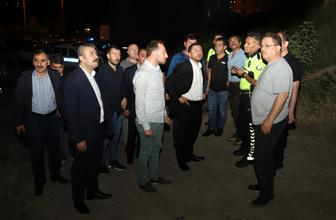 İntihara kalkışan kişiyi belediye başkanı ikna etti