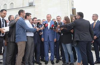 Cumhurbaşkanı Erdoğan'dan YSK'nın kararına tepki bir yanlış anlaşılma var