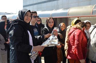 İranlı turistler Türkiye'ye akın etti!