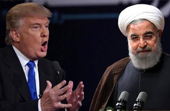 Trump İran'la görüşmeye yeşil ışık yakıp tehdit etti!