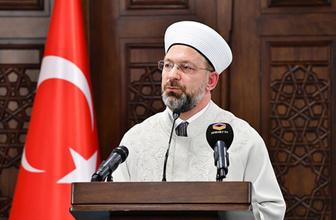 Diyanet İşleri Başkanı Erbaş'tan çarpıcı Emine Bulut sözleri