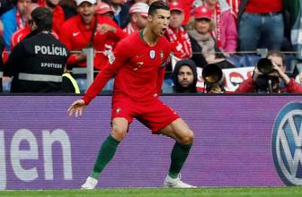 Ronaldo İsviçre'nin fişini çekti
