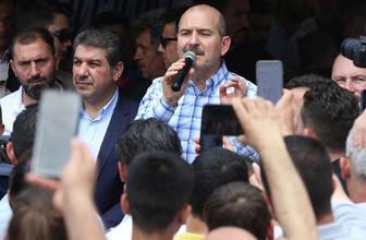 """Bakan Soylu'dan İmamoğlu'nun VIP salonuna alınmamasıyla ilgili açıklama: """"Valiye 'it' dedi"""""""