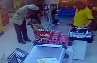 Ankara'da 9 yaşındaki kızı dudağından öpen adam gözaltında