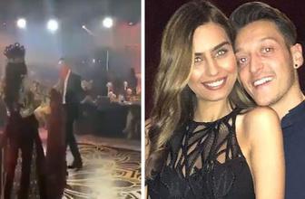 Mesut Özil ve Amine Gülşe dünya evine giriyor