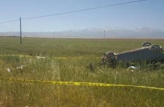 Kahramanmaraş'ta tatil dönüşü feci kaza: Aynı aileden 3 ölü, 4 yaralı