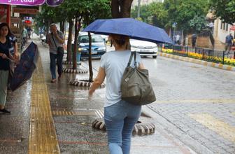 Meteorolojiden yağış uyarısı! Sıcaklar düşecek