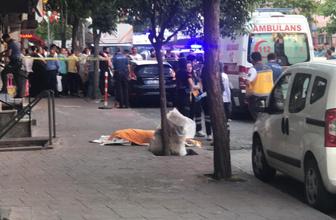 İstanbul'da bir şahıs eşi ve iki çocuğunu vurup intihar etti
