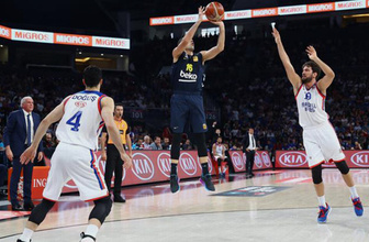 Fenerbahçe hızlı başladı Anadolu Efes'i devirdi