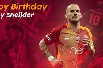 Galatasaray, Wesley Sneijder'i unutmadı