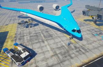 Flying-V yolcularını kanatta taşımaya hazırlanıyor