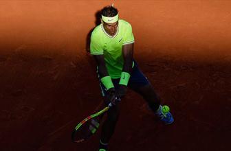Rafael Nadal'dan tarihi şampiyonluk