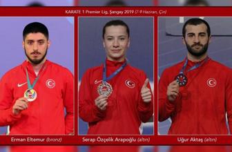 İBB'li sporcular madalya yağmurunu sürdürüyor