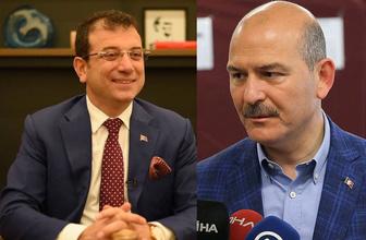 Süleyman Soylu'dan Ekrem İmamoğlu'nun 'İstanbul'da ne işi var?' sorusuna yanıt