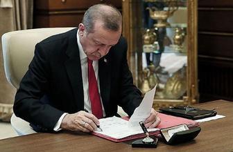 Erdoğan imzayı attı hurda indirimi ve köprü cezaları affı yasalaştı