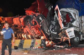 Kırıkkale'de zincirleme feci kaza! Çok sayıda ölü ve yaralı var