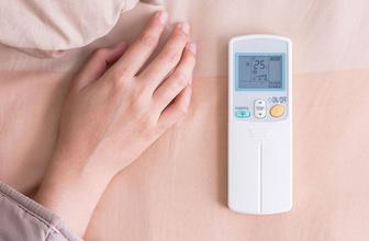 Göğüs hastalıkları uzmanı uyardı: Klimalar nefes daralmasına neden olabilir